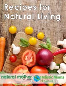 Recipes for Natural Living 2016 Cover