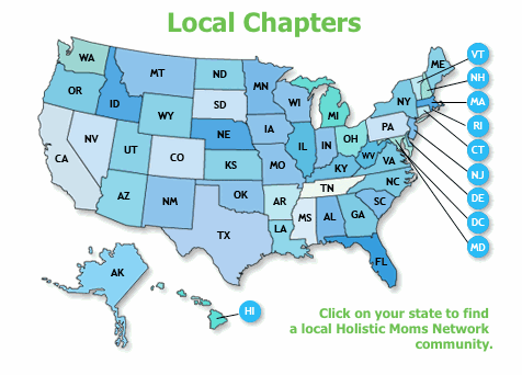 Local Chapters - Holistic Moms Network