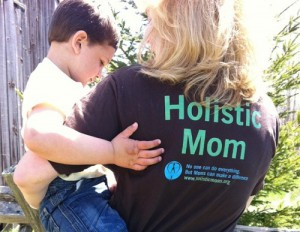 Holistic Mom Shirt