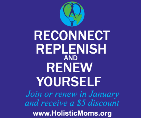 Reconnect, Replenish, and Renew Yourself - Join or renew in January and receive a $5 discount