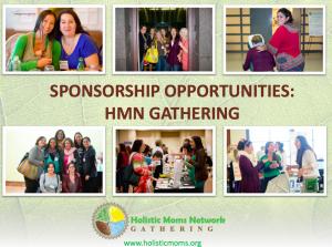 Gathering Sponsorship